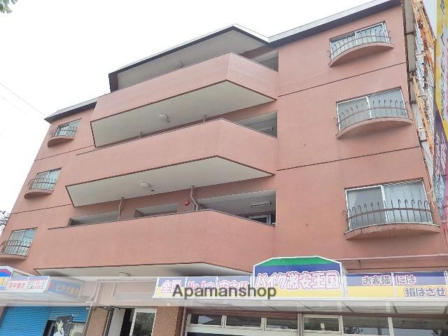 愛知県名古屋市守山区、喜多山駅徒歩18分の築39年 4階建の賃貸マンション