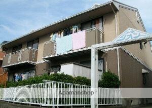 愛知県名古屋市守山区、藤が丘駅徒歩18分の築29年 2階建の賃貸アパート
