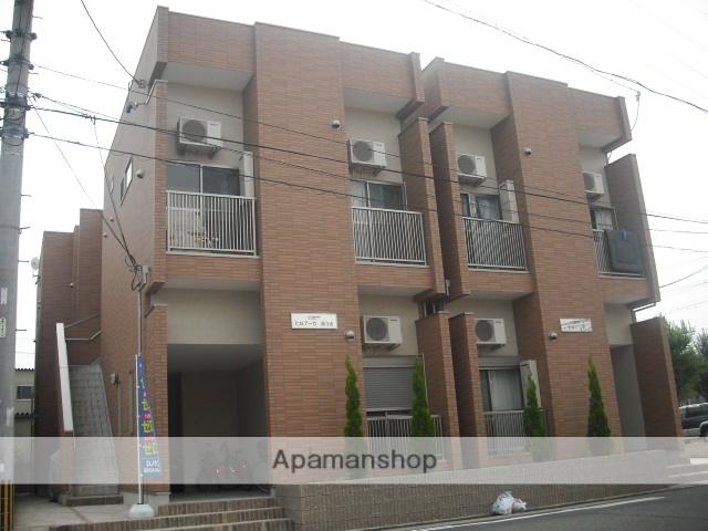 愛知県名古屋市守山区、新守山駅徒歩9分の築9年 2階建の賃貸アパート