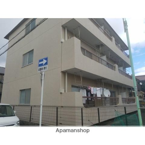愛知県名古屋市守山区、上飯田駅徒歩15分の築43年 2階建の賃貸マンション