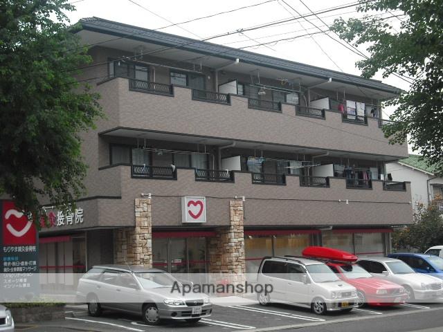 愛知県名古屋市守山区、小幡駅徒歩10分の築14年 3階建の賃貸アパート