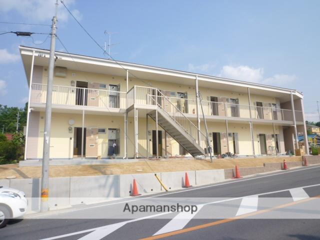 愛知県瀬戸市、瀬戸市役所前駅徒歩60分の築6年 2階建の賃貸アパート