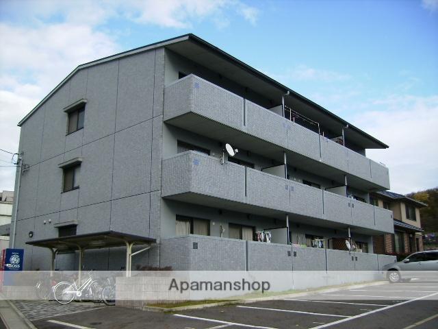 愛知県名古屋市守山区、小幡駅ガイドウェイバスバス20分下島下車後徒歩1分の築16年 3階建の賃貸マンション