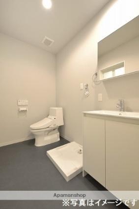 愛知県名古屋市北区上飯田南町1丁目[1LDK/33.45m2]のトイレ