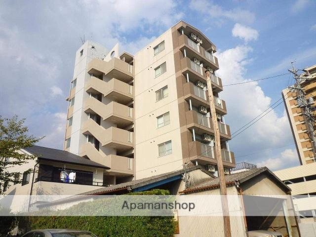 愛知県春日井市、高蔵寺駅徒歩1分の築21年 7階建の賃貸マンション