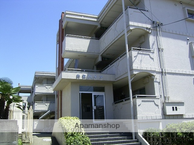 愛知県瀬戸市、水野駅徒歩11分の築34年 3階建の賃貸マンション