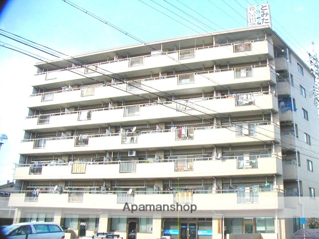 愛知県名古屋市守山区、藤が丘駅徒歩20分の築28年 7階建の賃貸マンション