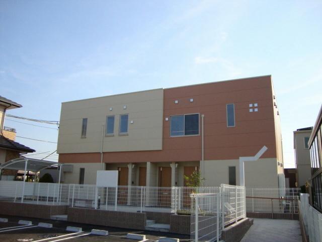 愛知県瀬戸市、山口駅徒歩8分の築5年 2階建の賃貸アパート