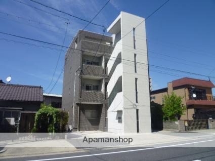 愛知県名古屋市守山区、新守山駅徒歩15分の築10年 4階建の賃貸マンション