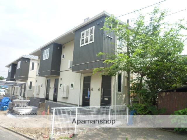 愛知県名古屋市守山区、新守山駅徒歩4分の築5年 2階建の賃貸アパート