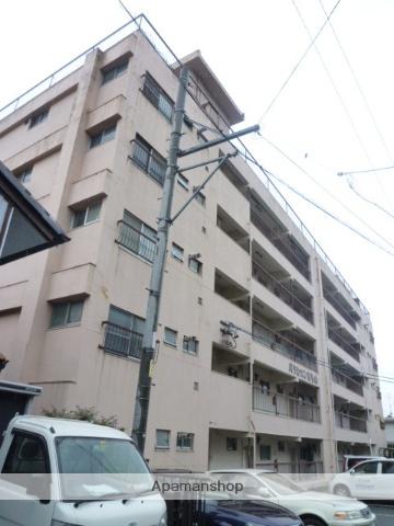 愛知県名古屋市守山区、喜多山駅徒歩3分の築42年 5階建の賃貸マンション
