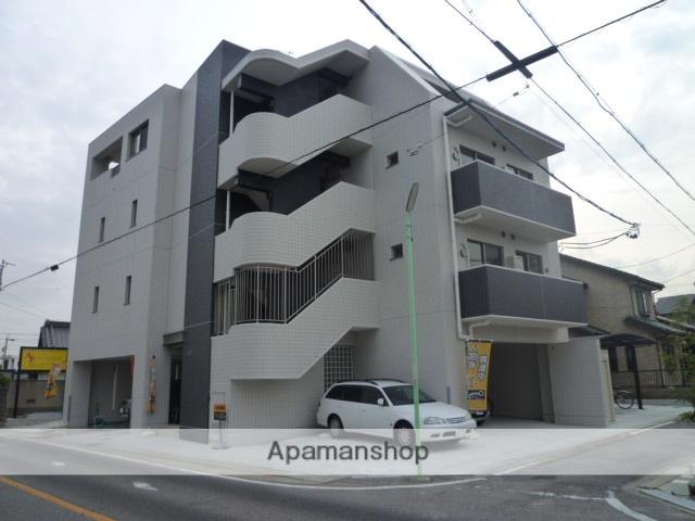 愛知県名古屋市守山区、小幡駅徒歩2分の築4年 4階建の賃貸マンション
