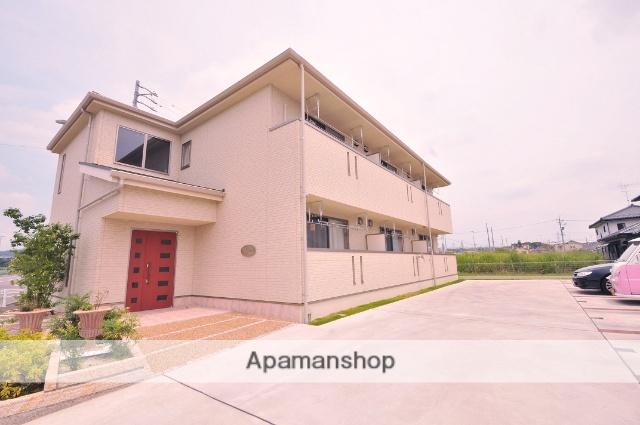 愛知県名古屋市守山区の築4年 2階建の賃貸アパート