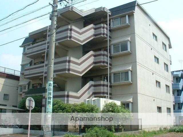 愛知県名古屋市守山区、一社駅市バスバス3分元穂下車後徒歩15分の築32年 4階建の賃貸マンション