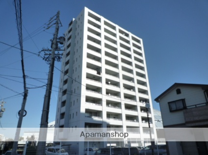 愛知県名古屋市千種区、矢田駅徒歩16分の築12年 13階建の賃貸マンション