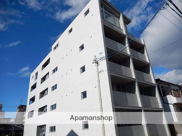 愛知県名古屋市守山区、瓢箪山駅徒歩17分の築3年 4階建の賃貸マンション