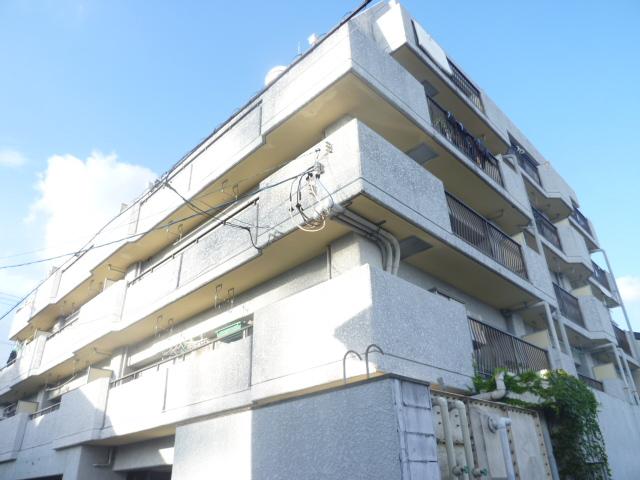 愛知県名古屋市守山区、守山自衛隊前駅徒歩12分の築33年 5階建の賃貸マンション