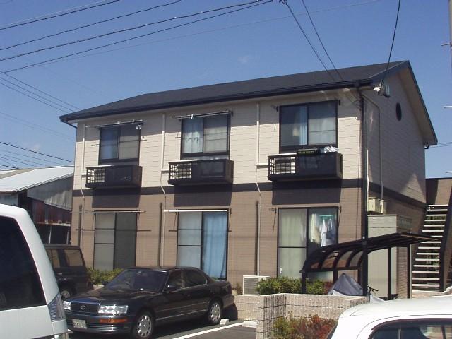 愛知県春日井市、高蔵寺駅徒歩20分の築15年 2階建の賃貸アパート
