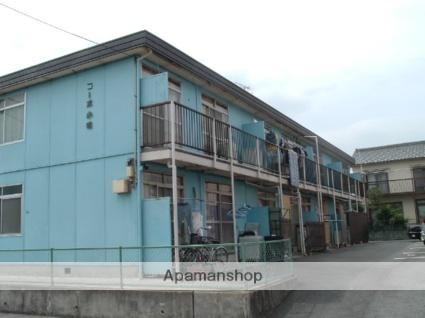 愛知県名古屋市守山区、小幡駅徒歩10分の築43年 2階建の賃貸アパート
