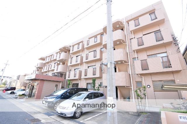 愛知県名古屋市守山区、小幡駅徒歩13分の築24年 4階建の賃貸マンション