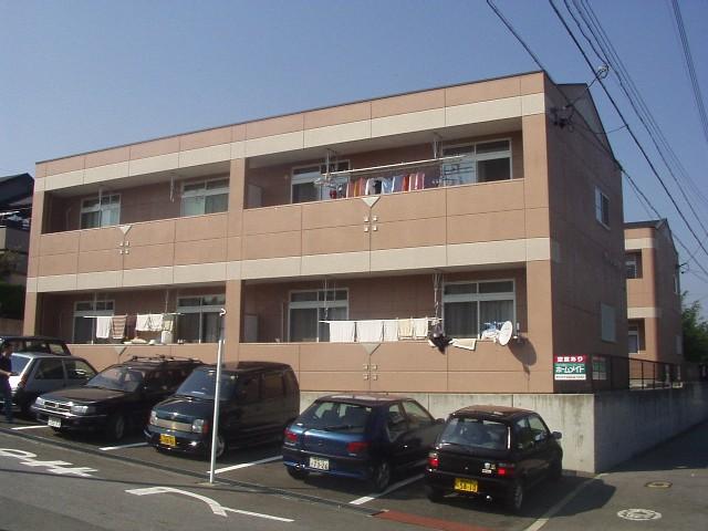 愛知県春日井市、高蔵寺駅名鉄バスバス15分尾張細野停下車後徒歩3分の築17年 2階建の賃貸アパート