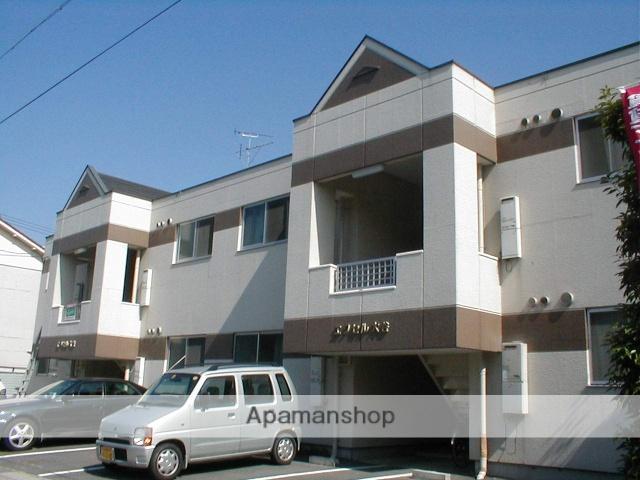 愛知県名古屋市守山区、喜多山駅徒歩8分の築27年 2階建の賃貸アパート