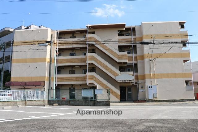 愛知県名古屋市守山区、小幡駅徒歩13分の築27年 4階建の賃貸マンション