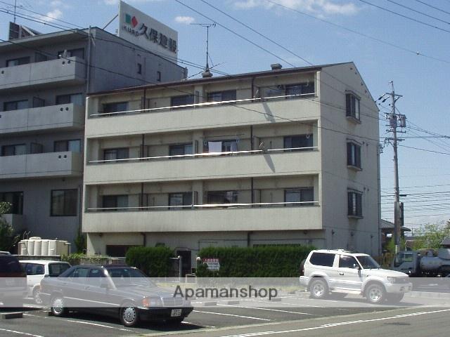 愛知県春日井市、春日井駅徒歩16分の築26年 4階建の賃貸マンション