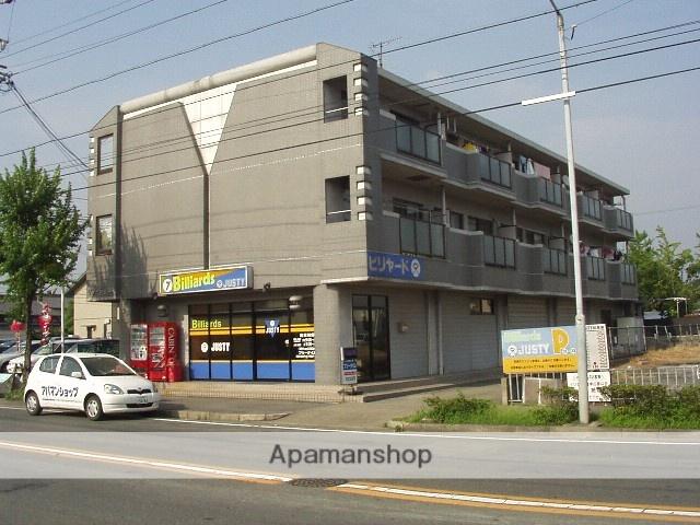 愛知県名古屋市守山区、新守山駅徒歩24分の築26年 3階建の賃貸マンション