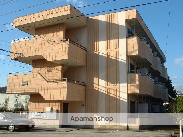 愛知県名古屋市守山区、大森・金城学院前駅徒歩12分の築26年 3階建の賃貸アパート