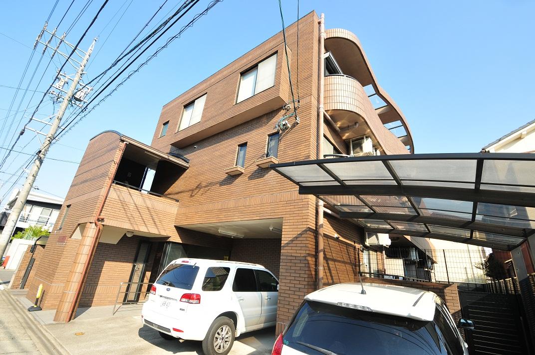 愛知県名古屋市守山区、新守山駅徒歩11分の築19年 3階建の賃貸マンション