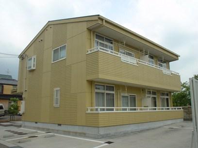 愛知県春日井市、高蔵寺駅徒歩15分の築14年 2階建の賃貸アパート