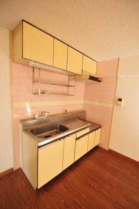 ドミール幸心[3LDK/67.8m2]のキッチン