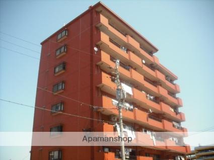 愛知県名古屋市守山区、新守山駅徒歩7分の築23年 8階建の賃貸マンション