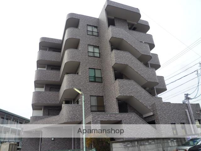 愛知県名古屋市守山区、新守山駅徒歩4分の築25年 5階建の賃貸マンション