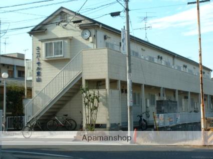 愛知県名古屋市守山区、瓢箪山駅徒歩7分の築26年 2階建の賃貸アパート