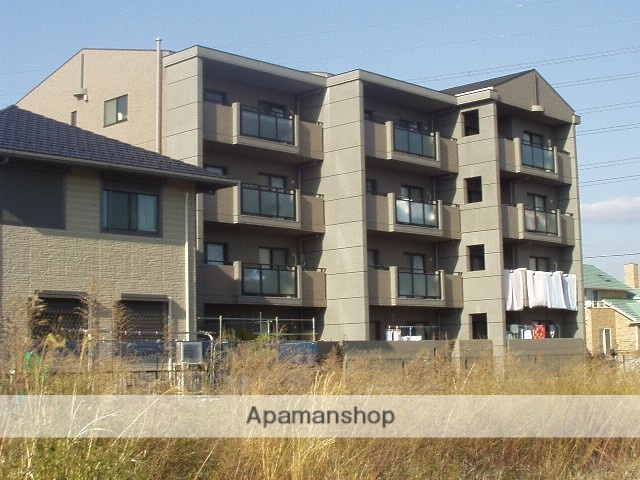 愛知県春日井市、神領駅徒歩6分の築15年 4階建の賃貸マンション