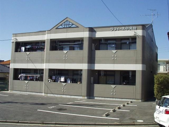 愛知県春日井市、高蔵寺駅名鉄バスバス10分石尾台下車後徒歩5分の築18年 2階建の賃貸アパート