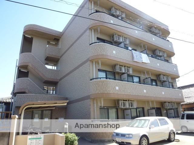 愛知県名古屋市守山区、新守山駅徒歩15分の築16年 4階建の賃貸マンション