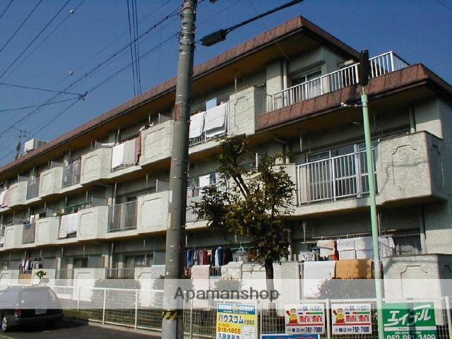 愛知県名古屋市守山区、新守山駅徒歩3分の築31年 3階建の賃貸マンション