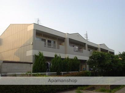 愛知県春日井市、神領駅徒歩10分の築25年 2階建の賃貸アパート