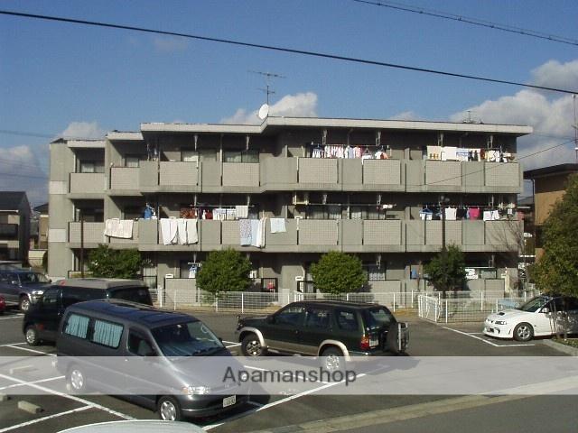 愛知県春日井市、神領駅徒歩18分の築22年 3階建の賃貸マンション