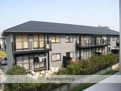 愛知県春日井市、味美駅徒歩21分の築19年 2階建の賃貸アパート
