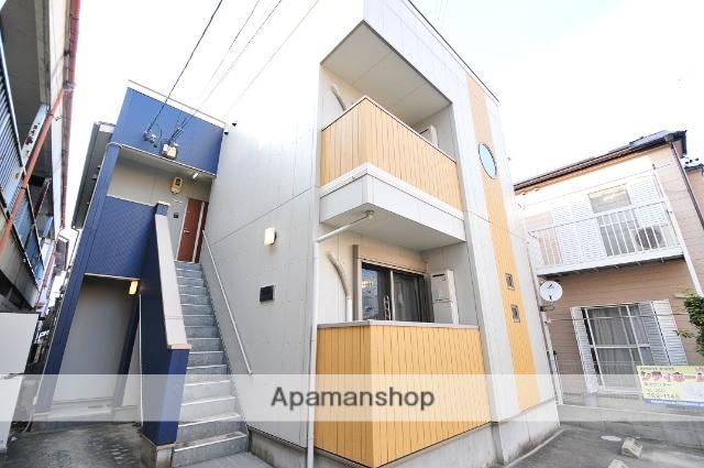 愛知県名古屋市守山区、瓢箪山駅徒歩6分の築9年 2階建の賃貸アパート