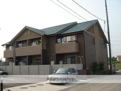 愛知県春日井市、神領駅徒歩20分の築10年 2階建の賃貸アパート