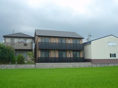 愛知県春日井市、高蔵寺駅徒歩20分の築11年 2階建の賃貸アパート