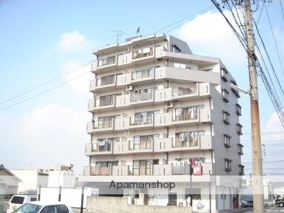 愛知県名古屋市守山区、大森・金城学院前駅徒歩12分の築28年 7階建の賃貸マンション