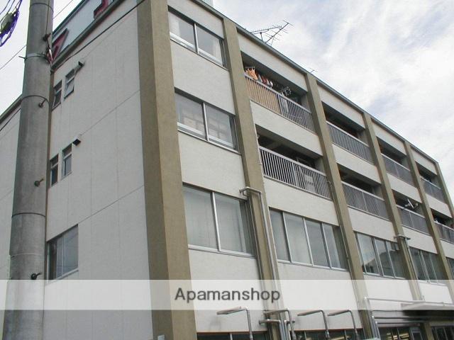 愛知県名古屋市守山区、新守山駅徒歩12分の築42年 4階建の賃貸マンション