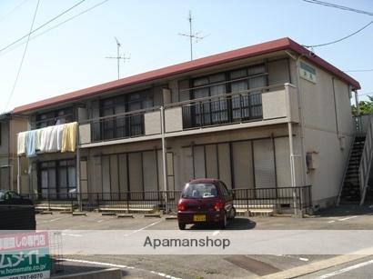 愛知県名古屋市守山区、新守山駅徒歩12分の築30年 2階建の賃貸アパート