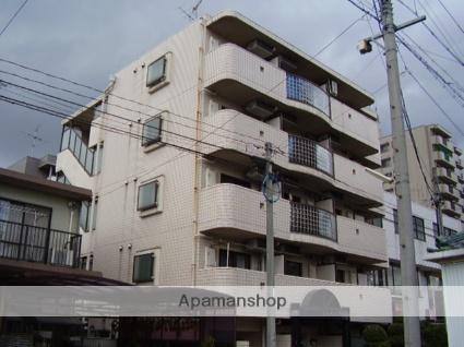 愛知県名古屋市守山区、瓢箪山駅徒歩1分の築26年 5階建の賃貸マンション